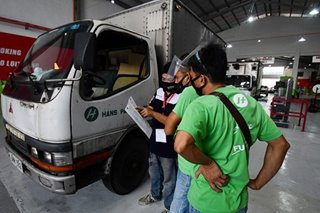 Vehicle checks still required after Duterte shuns PMVIS: Palace