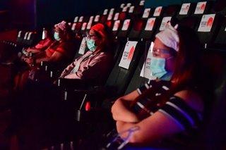 Marikina to suspend reopening of cinemas, arcades