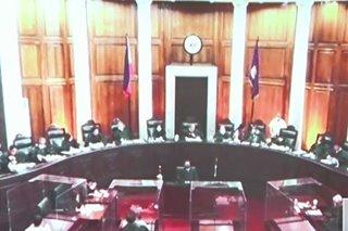 Probisyon ng anti-terror law sa pinahabang detensiyon tinalakay sa oral arguments