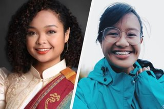 2 Pinays make it to prestigious National Geographic Society's 2020 Young Explorers