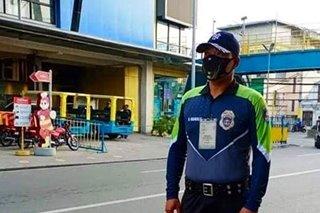 Traffic enforcer patay sa pamamaril sa Muntinlupa