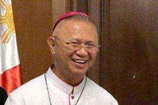 Cebu Archbishop tests positive for COVID-19