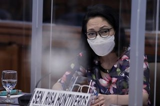 From 10,000 to P550,000: Hontiveros says 'pastillas' scam mutating