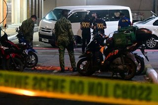 RAW VIDEO: Scenes from the PNP-PDEA 'misencounter' in Quezon City