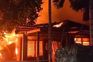 Teenager nagtamo ng second-degree burn sa sunog sa Zamboanga City