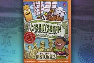 Children's book 'Cashaysayan' discusses origin of Philippine currency