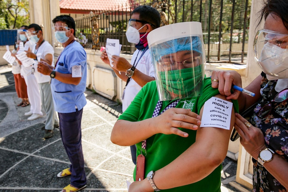 PGH workers demand safer vaccine