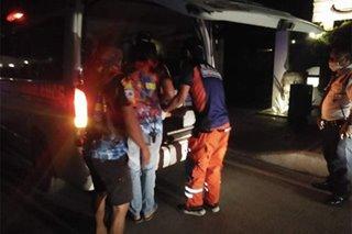 Turista sa Boracay sugatan matapos mahulog mula sa ikatlong palapag ng hotel