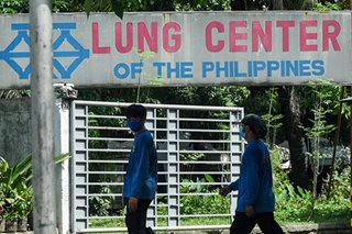 Lung Center of the Philippines handa na para sa COVID-19 vaccination