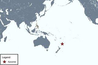 Tsunami warnings, as 3rd strong earthquake strikes off New Zealand