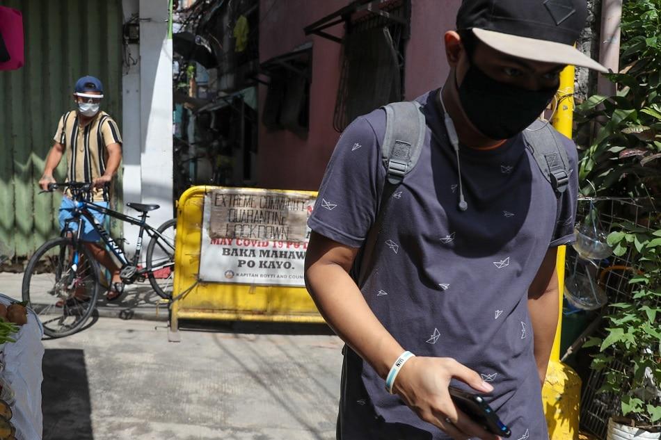 Targeted lockdowns in Metro Manila as coronavirus cases surge 1