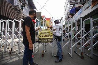 COVID-19 lockdown sa bansa halos 1 taon na