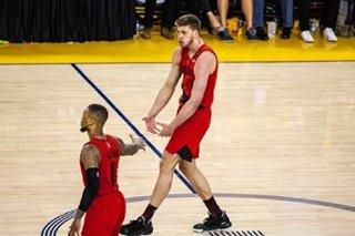NBA investigating Heat's Meyers Leonard over alleged slur
