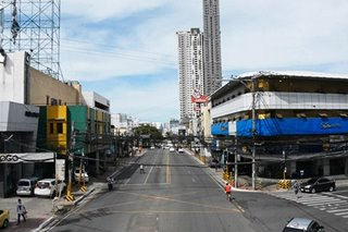 Cebu City COVID-19 risk plateauing, says DOH exec