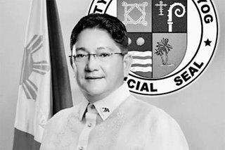 Mga taga-Calbayog nagdaos ng 'walk for peace' para sa pinaslang na mayor