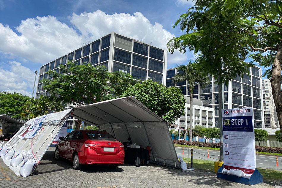 Saliva test ng Red Cross, target na umabot nang 20,000 kada araw: Ubial 1