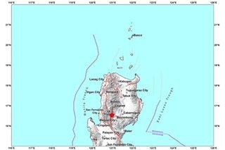 Magnitude 4.2 quake jolts Nueva Vizcaya: Phivolcs
