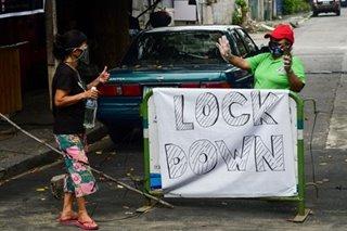5 pang lugar sa QC isinailalim sa special concern lockdown sanhi ng COVID-19
