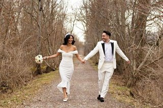 Dione Monsanto gumastos lamang ng P300 para sa kaniyang wedding dress
