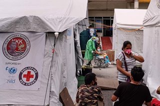 Senators urge PhilHealth to provide coverage for COVID-19 patients in hospital tents