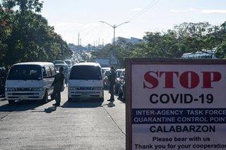 Mga nagde-deliver ng food products di haharangin sa checkpoints: DILG