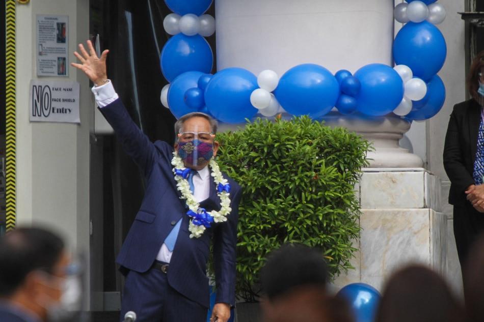 Emotional CJ Peralta bids farewell to SC in retirement ceremony 1