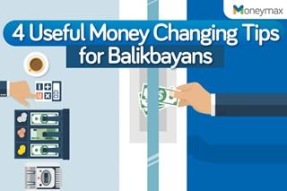 4 useful money changing tips for balikbayans