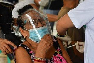 Manila vaccinates senior citizens