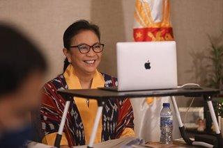 'Lugaw' Leni 'non-essential'? VP camp says DILG's Densing 'pabigat'