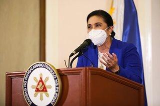 Robredo tells Pinoys: Pay God's love forward, call for 'effective' pandemic governance