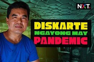 NXT Profiles: Diskarte ng isang jeepney driver ngayong may pandemya