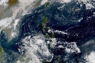 Brewing storm to dampen Zamboanga Peninsula, Palawan