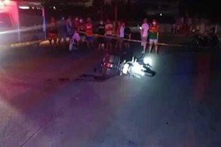 Lalaki patay sa pamamaril ng nakaalitang motorista sa Iloilo