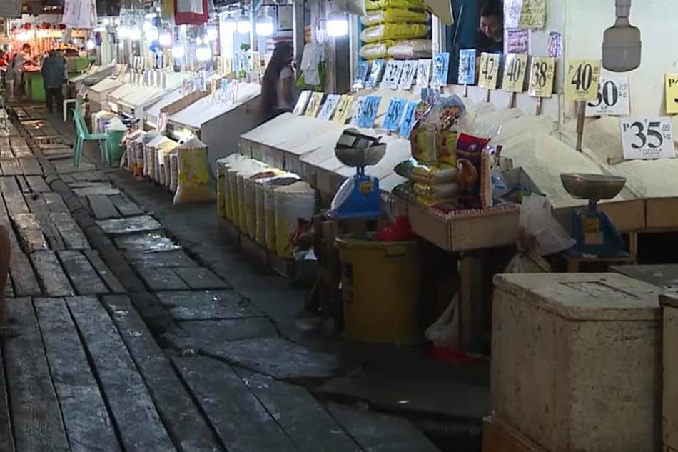 9 indibidwal sa palengke sa Davao City, nagpositibo sa COVID-19 1