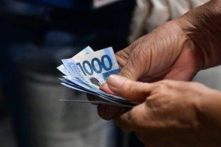 Ilang residente umalma nang di mapasama sa mga nakatanggap ng ayuda