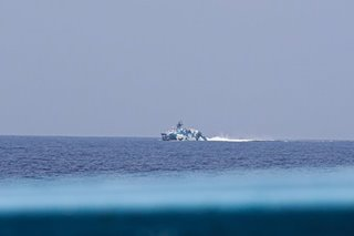 Palace mum on China ships' chase of Filipino vessel in PH waters