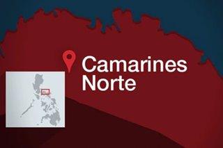 Tricycle, motorsiklo nagsalpukan sa Camarines Norte, 6 sugatan