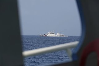 DND, AFP 'concerned' after Chinese ships chased Filipino boat in PH waters