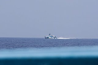 Military tells media to 'exercise prudence' after armed Chinese crafts chase Filipino crew