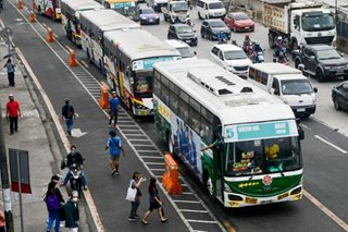 LTFRB allows more PUVs on the road