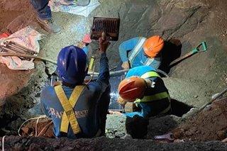 Pagkumpuni sa nasirang tubo ng Manila Water sa EDSA tapos na