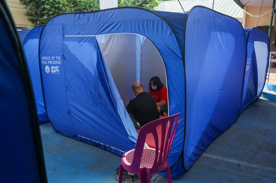 Malabon school turned into isolation facility