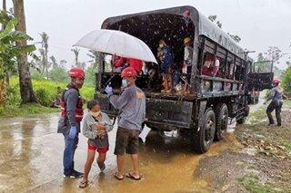 Mandatory evacuation Virac, Catanduanes as Bising nears Bicol region