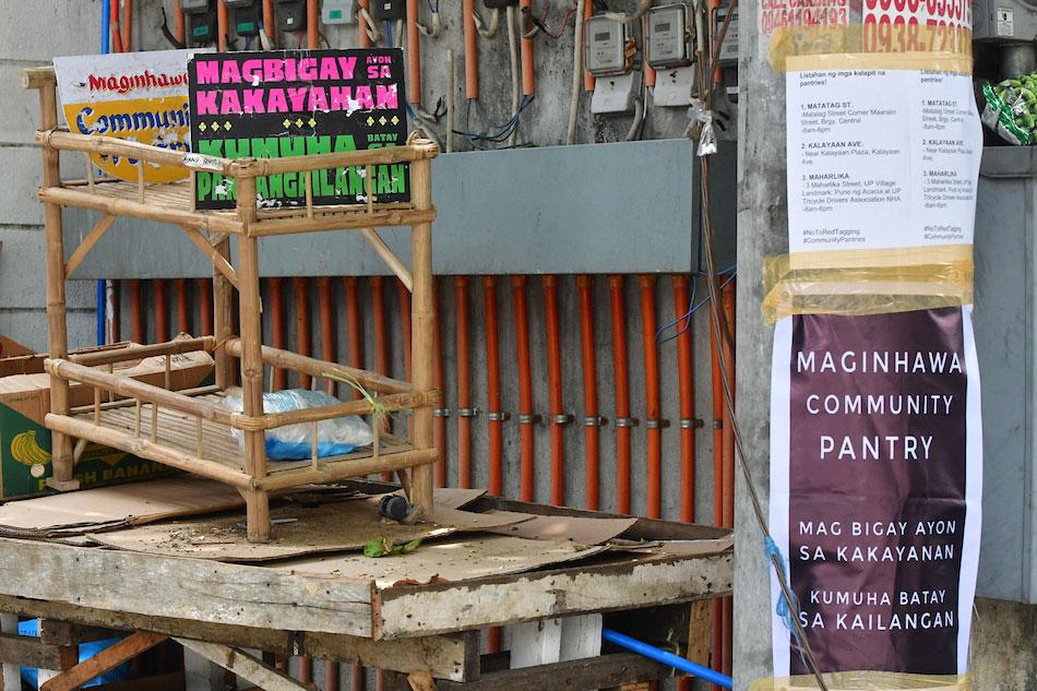 CHR slams 'shameful' red tagging, profiling of community pantry organizers 1