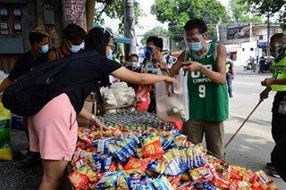 Maginhawa community pantry magsisilbing dropoff point na lang ng donasyon