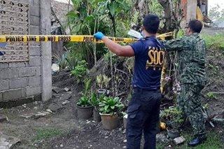 Hinihinalang miyembro ng robbery group patay sa engkuwentro sa CamSur