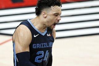 NBA: Grizzlies knock off Trail Blazers again