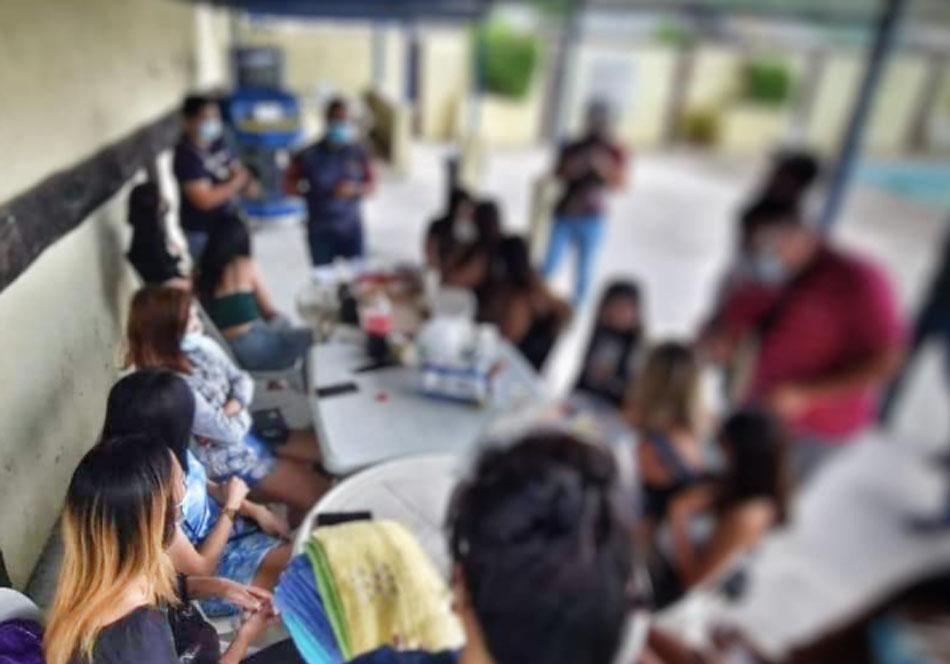 11 biktima ng human trafficking nasagip sa Tarlac City 1