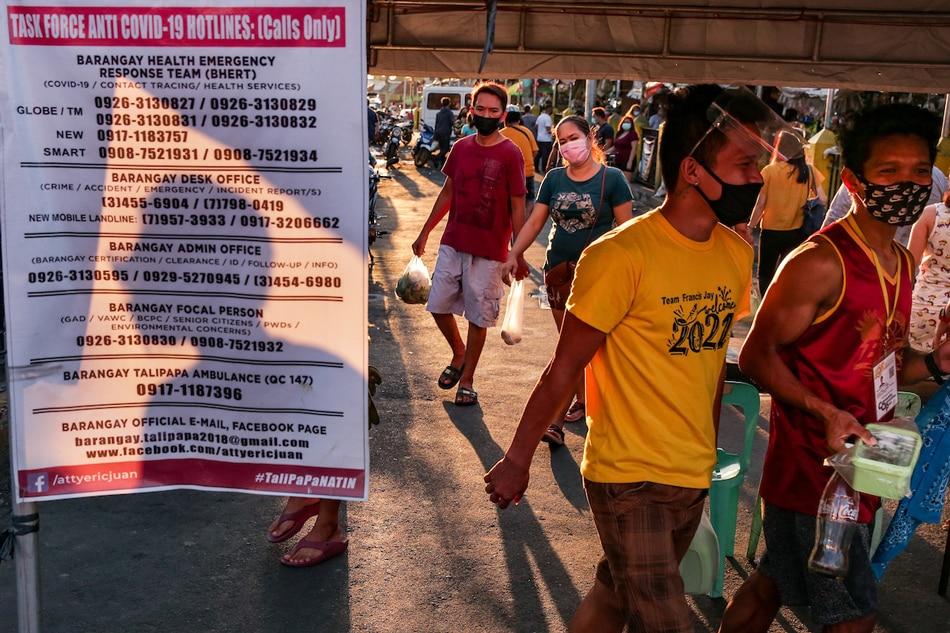 Nograles says gov't to balance health, economy in deciding quarantine levels come June