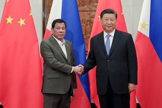 Duterte says he dialed Xi for vaccine help; Chinese leader made no demand